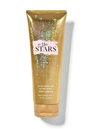 Крем для тела bath&body works in the stars