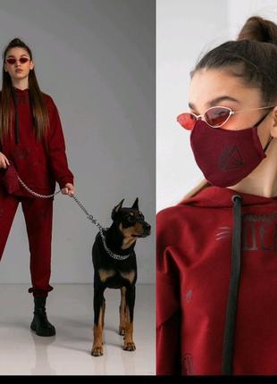 Костюм +маска