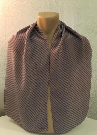 128*29 шелковый шарф