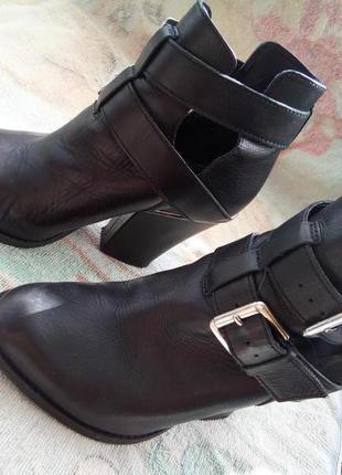 Модные ботинки в стиле balenciaga от river island 2017