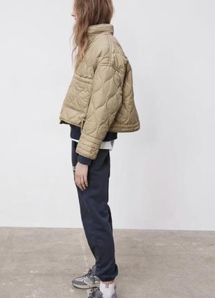 Куртка zara 20212 фото