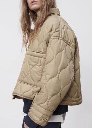 Куртка zara 2021