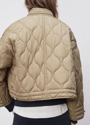 Куртка zara 20213 фото
