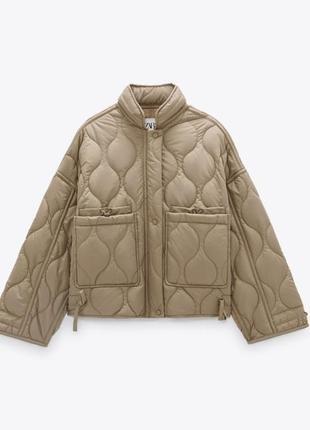 Куртка zara 20217 фото