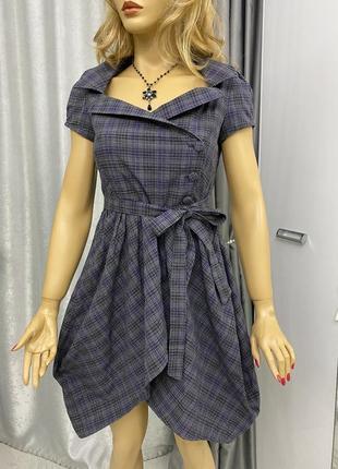 Платье-халат с поясом atmospere