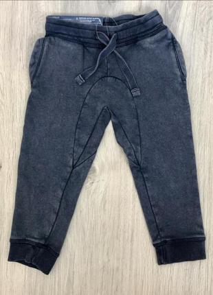 Джогеры штаны штанишки  в стиле кэжуал на мальчика 86-92см