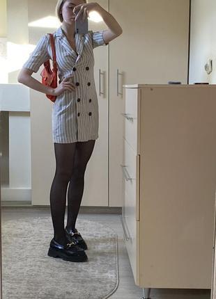 Сукня сорочка bershka