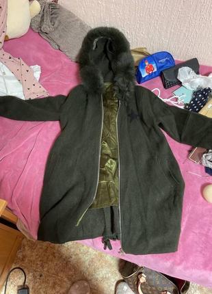Натуральная шерсть и мех