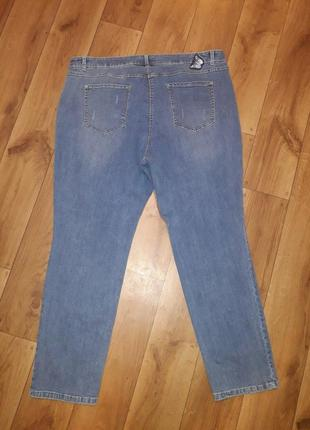 Классные джинсы большой размер deluxe jeans5 фото