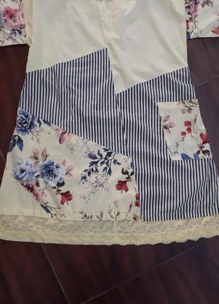 Платье италия коттон8 фото