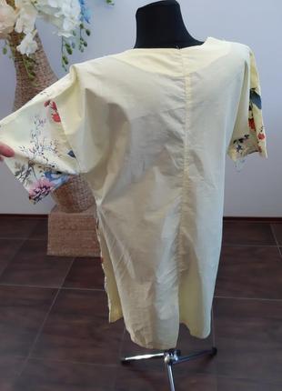 Платье италия коттон6 фото