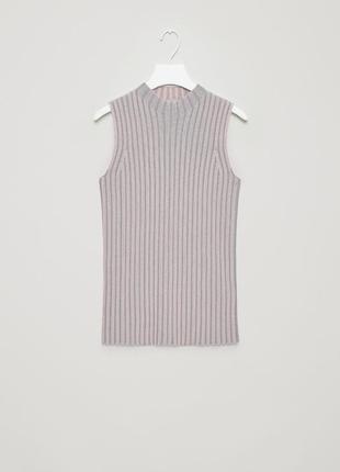 Модный элегантный топ футболка cos5 фото