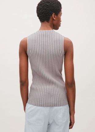 Модный элегантный топ футболка cos2 фото