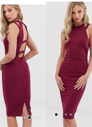 Платье миди asos новое