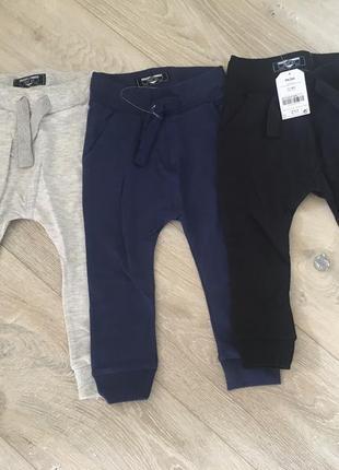 Новые спортивные штаны некст next