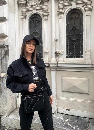 Вітровка куртка bershka1 фото