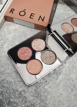 Палетка теней roen beauty 11:11 eye shadow palette