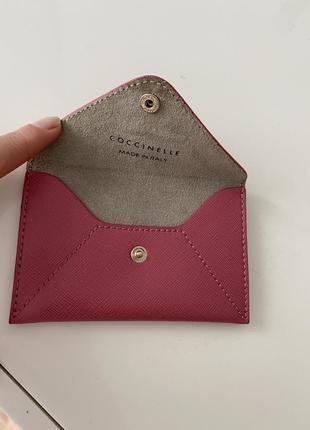 Оригинальный кошелёк coccinelle новый