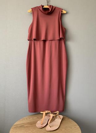 Asos платье для будущей мамы.
