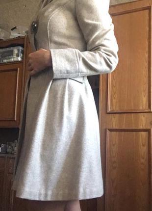 Элегантное пальто topshop