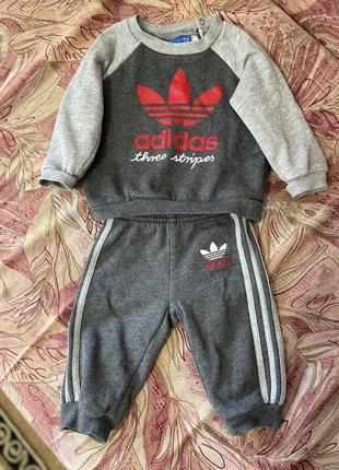 Спортивний костюм оригінал adidas