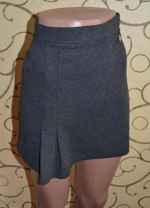 Школьная теплая юбка george 8-9 лет р.128-134