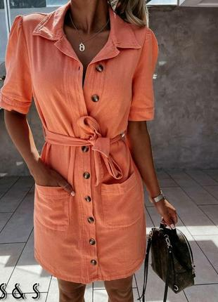 Платье в расцветках р. 42-541 фото