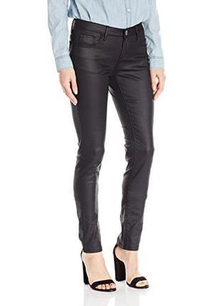 Wrangler оригинал черные узкие джинсы скинни под кожу бренд из сша р29 и 31