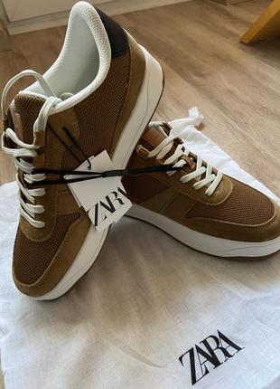 Мужские кроссовки / взуття / кросівки / кеди від zara