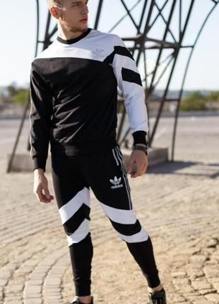 Крутой костюм  adidas