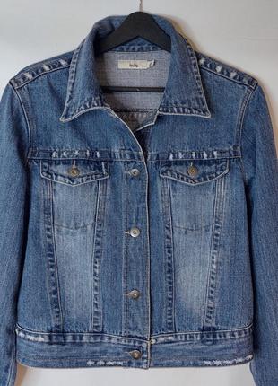 Джинсова куртка, піджак