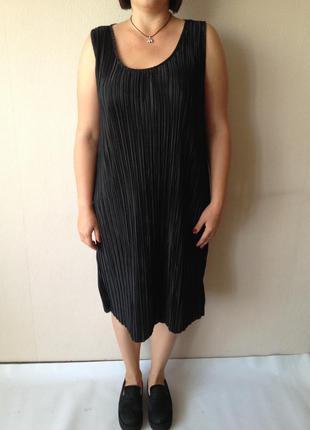 ... Платье плиссе черное платье миди ниже колен плиссированное платье3 ... d4aa8104e9a1e