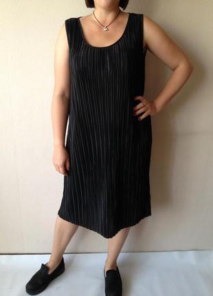 ... Платье плиссе черное платье миди ниже колен плиссированное платье2 ... 4f13fce229aa0