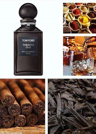 Tom ford  tobacco oud  розпив оригіналу 5мл