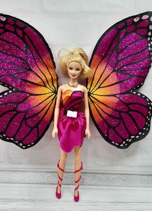 Кукла барби с крыльями barbie марипоса