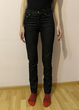 Новые зауженные джинсы cheap monday