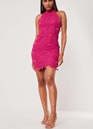 Кружевное короткое платье,  мереживна сукня