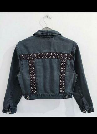 Куртка джинсовая  tally weijl