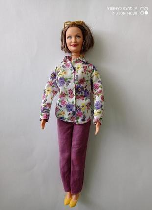 Редкая кукла барби barbie бабушка маттел mattel.