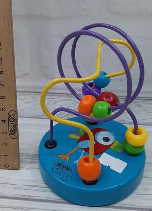 Развивающая игрушка пальчиковый лабиринт