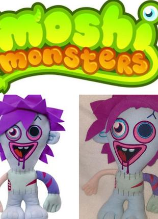 Мягкая игрушка moshi monsters zommer
