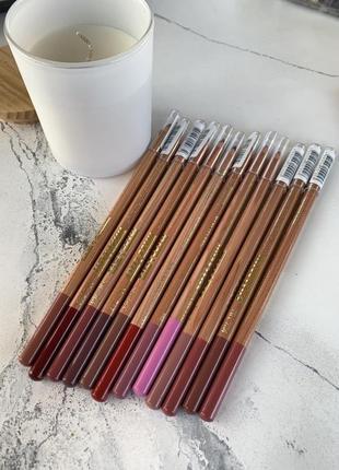 Хит продаж !!!!  карандаш для губ miss tais