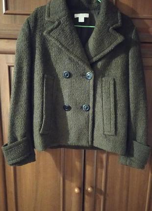 Классное пальто-пиджак от h&m!