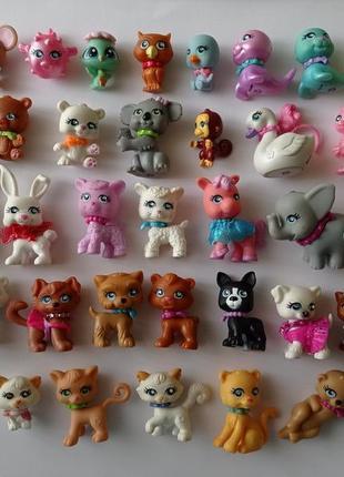 Коллекция питомец животное полли покет mattel polly pocket mattel и других кукол.