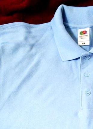 Тениска поло мужская (унисекс)