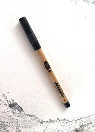 Анти-аллергический водостойкий карандаш для глаз yorn la forme style professional