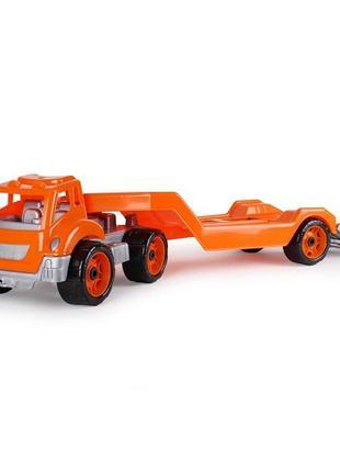 Детская игрушка машина автовоз технок