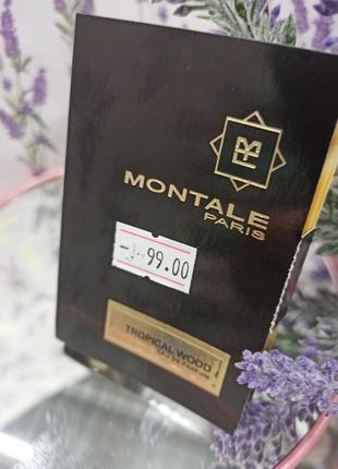Montale tropical wood, 2ml.