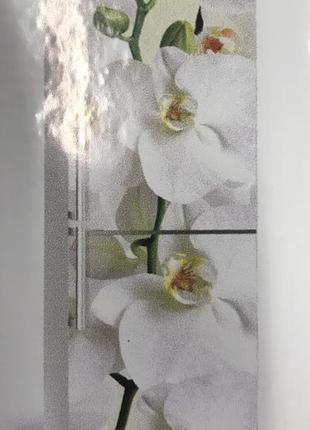 Наклейка на холодильник «орхидея»