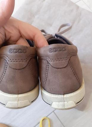 Туфлі черевики ecco5 фото